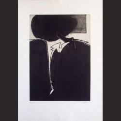 Juan Barjola-Abstracción 1