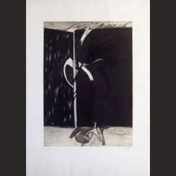 Juan Barjola-Abstracción 2