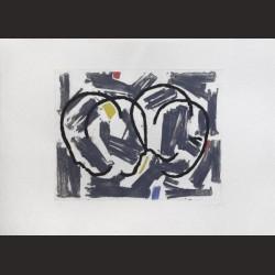 Rafael Canogar-Sin título01
