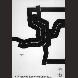 Eduardo Chillida-Olympische Spiele München 1972