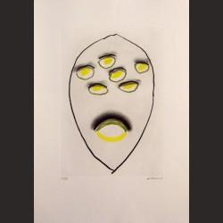 Luis Gordillo-Serie yo-yo