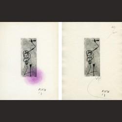 Joan Miró-Libro Sin el sol, a pesar de los demás astros, sería de noche