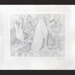 Pablo Picasso-Suite 156