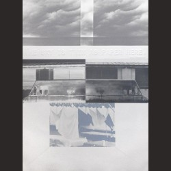Robert Rauschenberg-American Pewter with Burroughs I