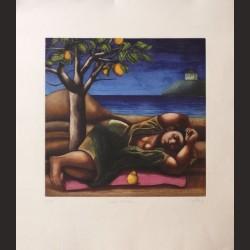 Monique de Roux-Jardín del Eden
