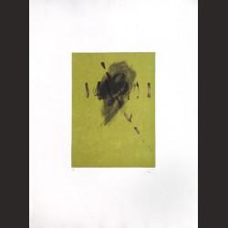 Antoni Tàpies-Serie Frègoli