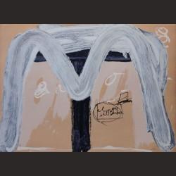 Antoni Tàpies-Berlín Suite nº7