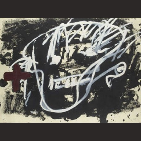 Antoni Tàpies-Roig i Negre 3