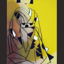Eduardo Úrculo-Kimono