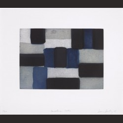 Sean Scully-Barcelona night