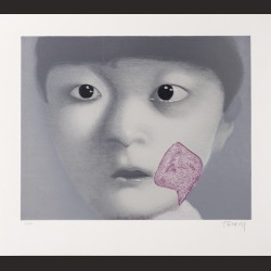 Zhang Xiogang-My Daughter
