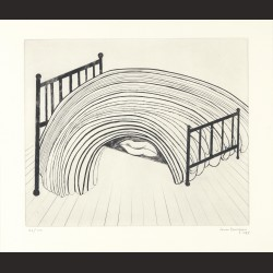 Louise Bourgeois-Bed I