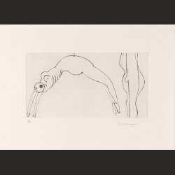 Louise Bourgeois-Arched Figure