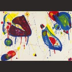 Sam Francis-Heart Stone
