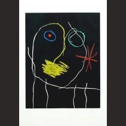 Joan Miró-El profeta de la noche