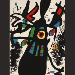 Joan Miró-Montroig III