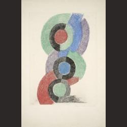 Sonia Delaunay - Rythmes